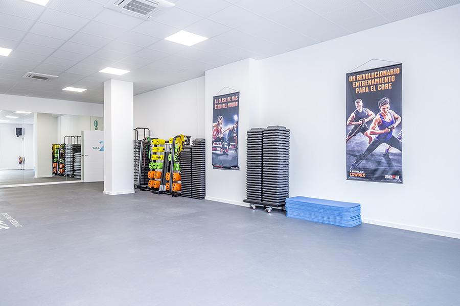 sinergia centro deportivo sala 2