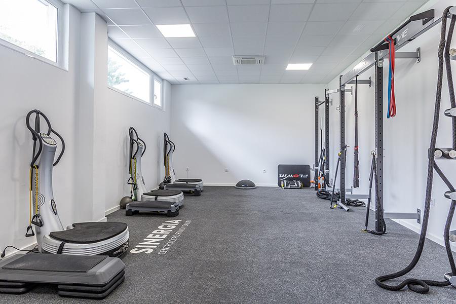 sinergia centro deportivo y salud huesca